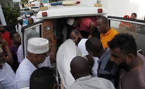 وفاة عضو البرلمان الكيني سليمان دوري أمس الاثنين في ممباسا