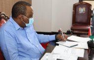 شروط الرئيس اوهورو كينياتا لإعادة فتح الاقتصاد