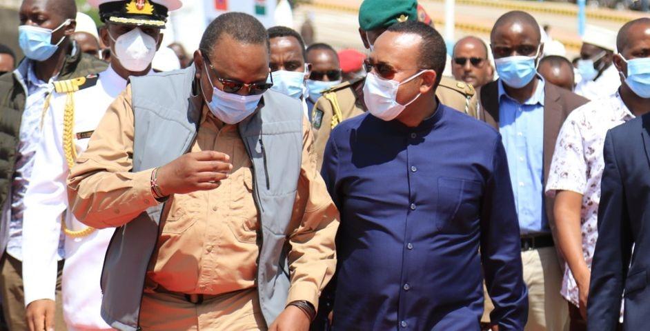 رئيس الوزراء الاثيوبي يصل الى كينيا في أول زيارة خارجية له بعد العملية العسكرية على اقليم تيغراي شمال البلاد