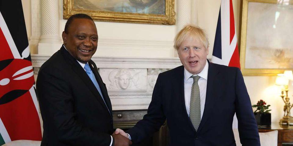 كينيا والمملكة المتحدة وقّعتا على اتفاقية تجارية