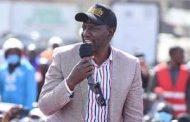 قال نائب الرئيس روتو, صرف مشروع (بي بي آي) الأجندات الكبار الأربعة للحزب عن مسارها