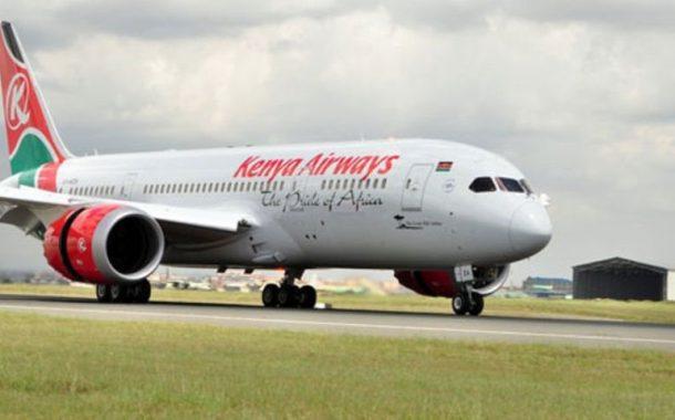 الخطوط الجوية الكينية تعلّق رحلاتها الى فرنسا وهولندا