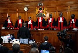 مسلحون اختطفو السيارة الرسمية لقاضية المحكمة العليا انجوكي اندوغي