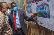 دائرة نيروبي المتروبولية : سيتمّ افتتاح أول أربعة من أصل 24 مستشفى تمّ بناءها حديثًا