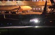 ترامب يرحّل طالبي اللجوء الأفارقة إلى كينيا في رحلة ليلية.