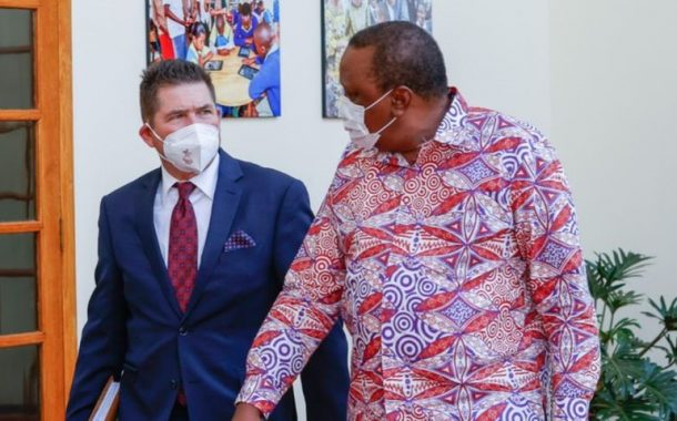 كينيا تواصل السعي لإبرام صفقة تجارية مع الولايات المتحدة