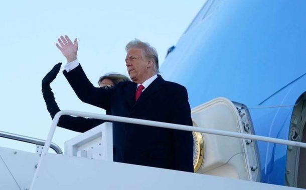 دونالد ترامب يترك رسالة للرئيس المنتخب جو بايدن قبل مراسم التنصيب