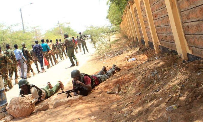كينيا تبعث برسالة احتجاج الى الاتحاد الافريقي بشأن الحرب المتجدد في مدينة بلد حواء الحدودية