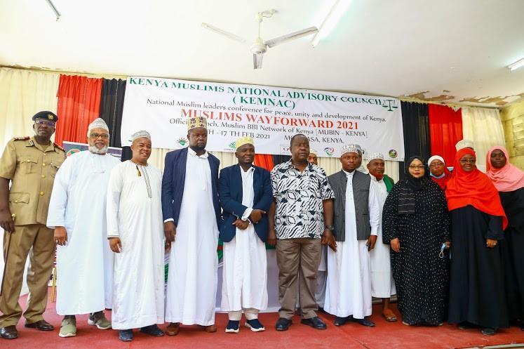 قال قادة مسلمي كينيا إن مشروع القانون سيجلب السلام إلى كينيا