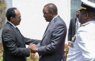 الحكومة الصومالية تعيد علاقاتها الدبلوماسية مع كينيا بوساطة قطريّة