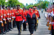 تقوم رئيسة تنزانيا, سامية حسن, بزيارة إلى كينيا يوم الثلاثاء القادم