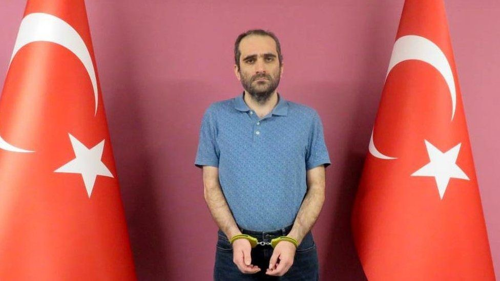 كينيا تحتجز وتسلّم المليادير التركيّ, صلاح الدين غولن, لتركيا