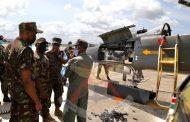 الرئيس أوهورو في مومباسا لحضور تدريبات عسكرية متعددة الوكالات