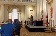 المستثمرون البريطانيون أعجبوا بعروض الرئيس أهورو الاستثماريّة في كينيا