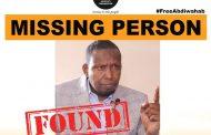 اطلاق سراح المحلل السياسي لمنطقة القرن الأفريقي من قبل المختطفين